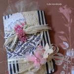 Handmade Paper Gift Pouch